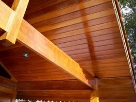 Forro de cedrinho madeira