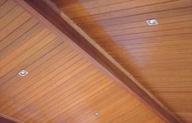 Forro de madeira cedrinho preço