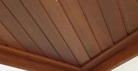 Forro de madeira lambri cedrinho preço