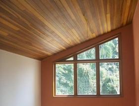 Forro de madeira cedrinho valor