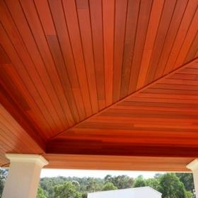 Forro de madeira cedrinho vermelho preço