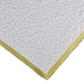 Forro de lã de vidro m2