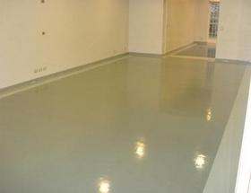 Instalação de piso paviflex