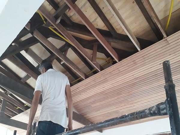 Madeira garapeira para telhado preço