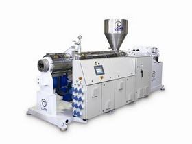 Máquina extrusora de plástico PVC